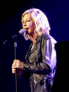 Olivia Newton-John thrilled a capacity crowd at Casino Rama recently.