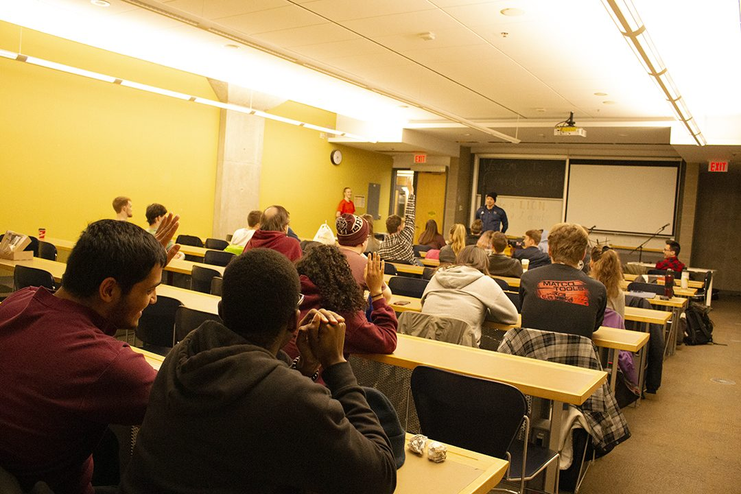 Campus Church is a non-denominational group for students in Durham College and Ontario Tech.