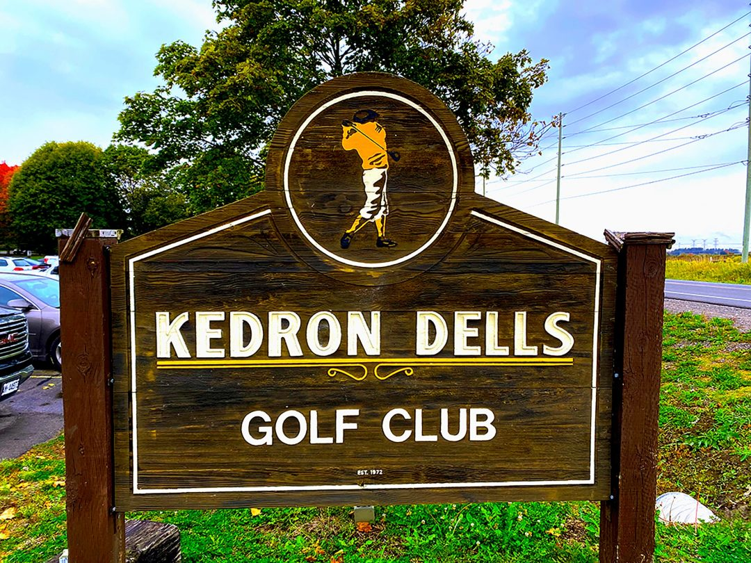 Kedron Dells has enjoyed a busy golf season since restrictions were lifted.