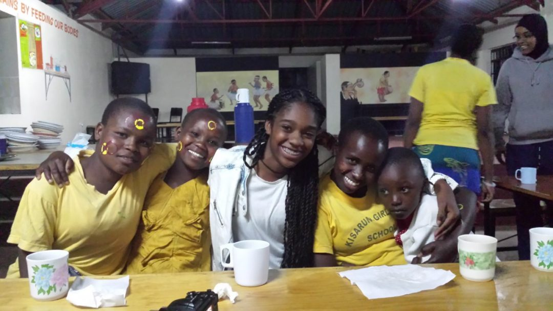 Adrianna Perryman's trip to an all-girls school in Kenya. Perryman explains how this trip helped build the concept of Wonderfully Made.